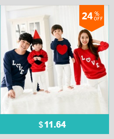 Family Matching Clothes 2019 Winter Family Christmas Pajamas Stripes Mother Father Son Outfits Baby Clothes New Year Costume