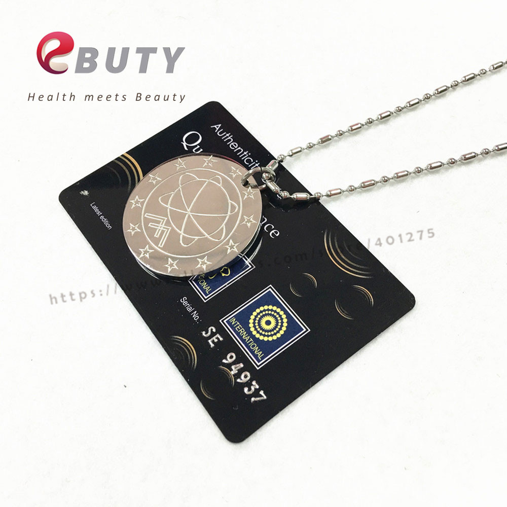 Ebuty mst pendants stainless steel energy pendant with germanium fir ebuty mst pendants stainless steel energy pendant with germanium fir stone chain fashion health jewelry in pendants from jewelry accessories on aloadofball Gallery