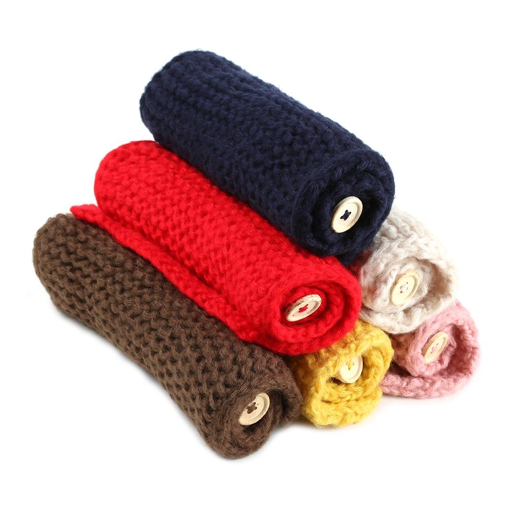 New Fashion Baby Boys Girls Neck Warmer Winter Scarf Cloak Collar ...
