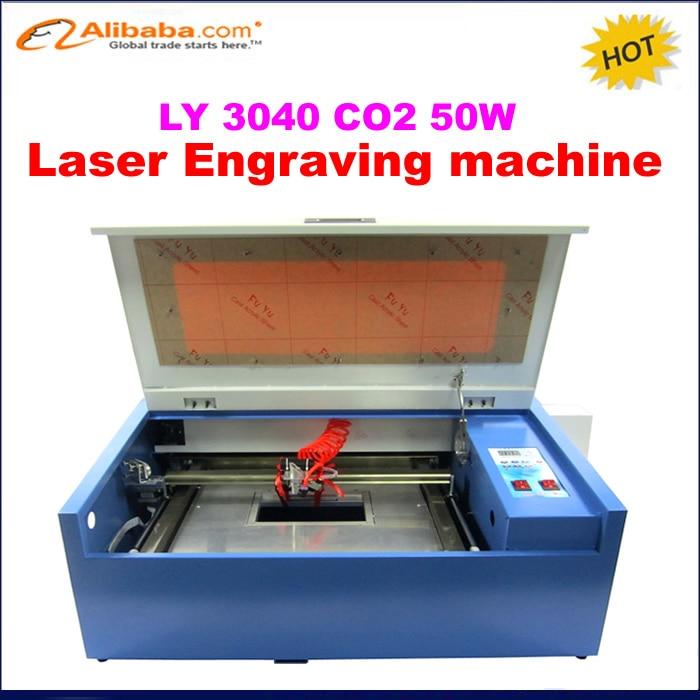 vroče prodajo Jinan jin off najboljšo ceno laserski graver LY 3040-6558