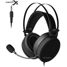 Xiberia Nubwo N7 PS4/New Xbox One Headset PC Casque Bass Stereo Gaming Headphones for Mobile Phone Computer TV Tablet With Mic недорого