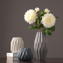 Round and square concrete planter silicone mold clay craft home office decoration potting succulents cement vase silicone molds