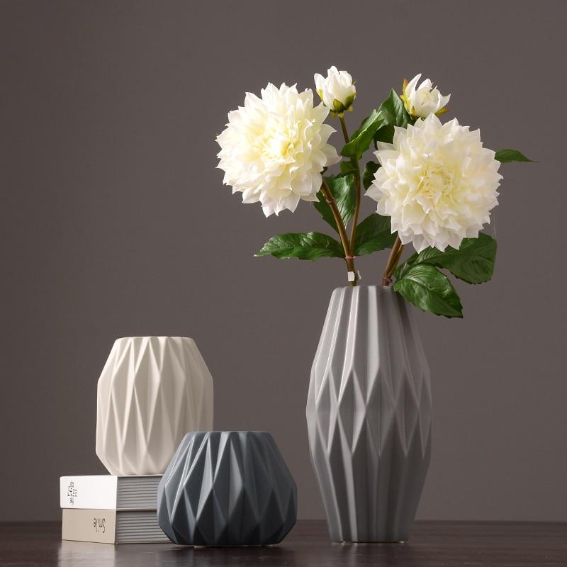 라운드와 사각형 콘크리트 화분 실리콘 금형 점토 공예 홈 오피스 장식 potting succulents 시멘트 꽃병 실리콘 금형-에서점토 압출기부터 홈 & 가든 의  그룹 1