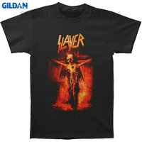 Gildan Tee4U T Shirt Store Online Short Sleeve Premium O Neck Skeleton Cross Tee Shirts For