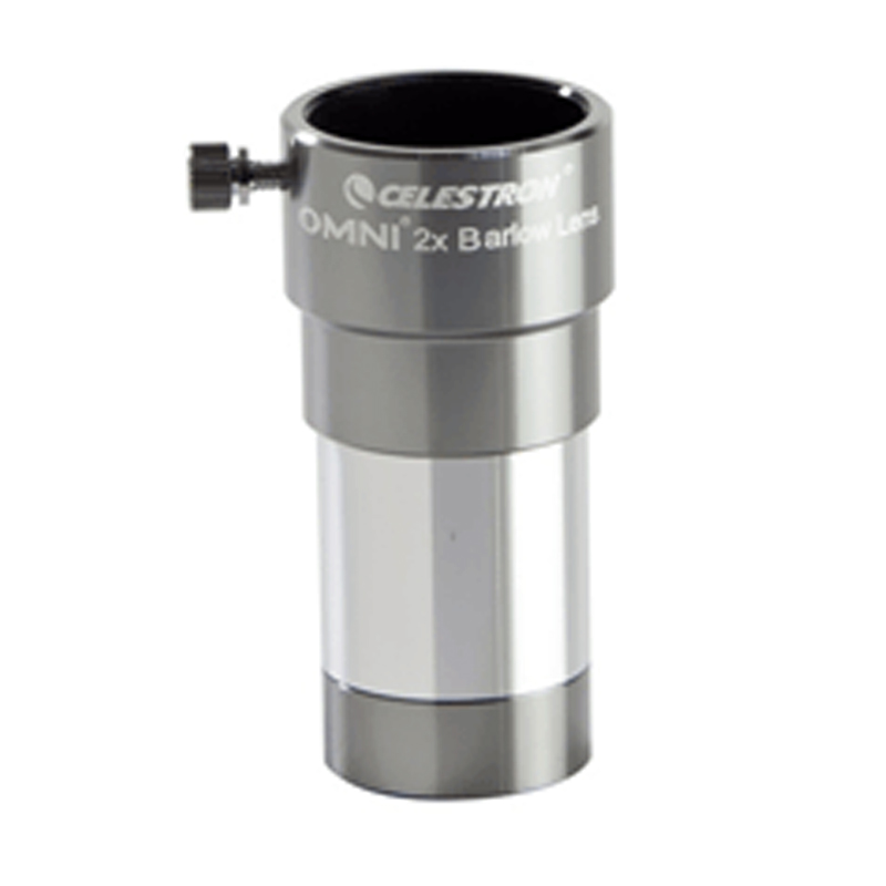 Celestron omni 2x barlow eyepiece by magnification eyepiece professional telescope barlow parts Astronomical eyepiece