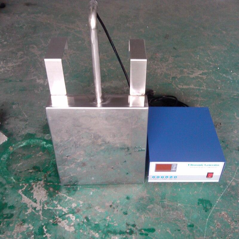 1000W immersible ultrasonic transducer 17khz/20khz/25khz/28khz/30khz/33khz/40khz Select only one frequency цены