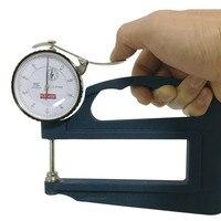 Uso mecânico do calibre da espessura da profundidade de medição 120mm no papel de borracha bc06|Peças de ferramentas| |  -