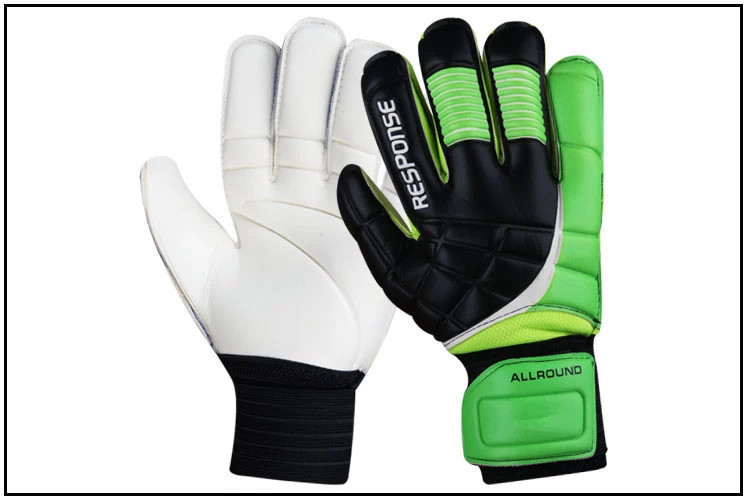3color Professional football ball/bola de futebol gloves ...