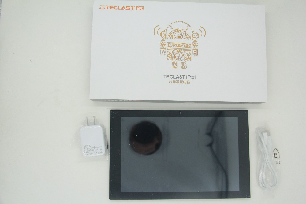 Newest! Teclast X10 3G MTK8392 Octa Core 10.1-inch IPS Screen WCDMA Built-in 3G Phone Call 1GB RAM 16GB ROM Dual Band WiFi GPS