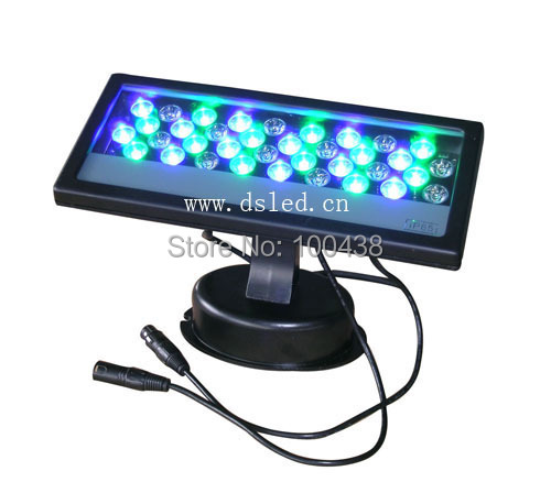 3-Year warranty,good quality 36W DMX LED RGB spotlight,LED RGB wash light,110-250VAC,DS-T03-36W-RGB-DMX