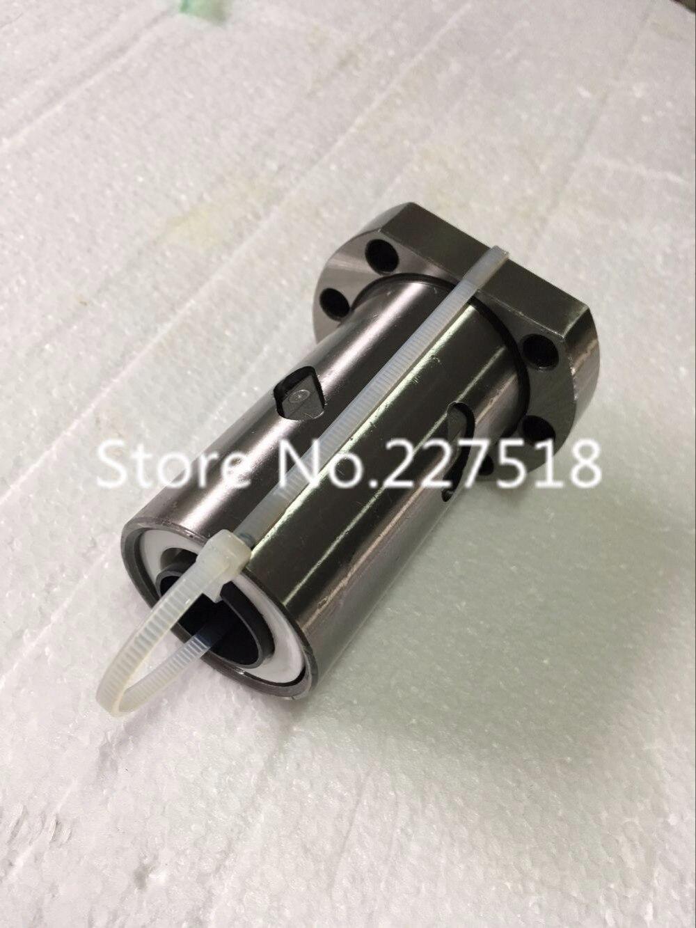 1pcs RM2510 SFU2510 ballscrew nut length 85mm single nut match use 2510 nut housing bracket CNC DIY Carving machine parts