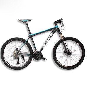 "MAKE Mountain Bike Aluminum Frame SHIMAN0 AItus 27 Speed 26"" 27,5""29 Wheel Hydraulic/Mechanical Brake(China)"