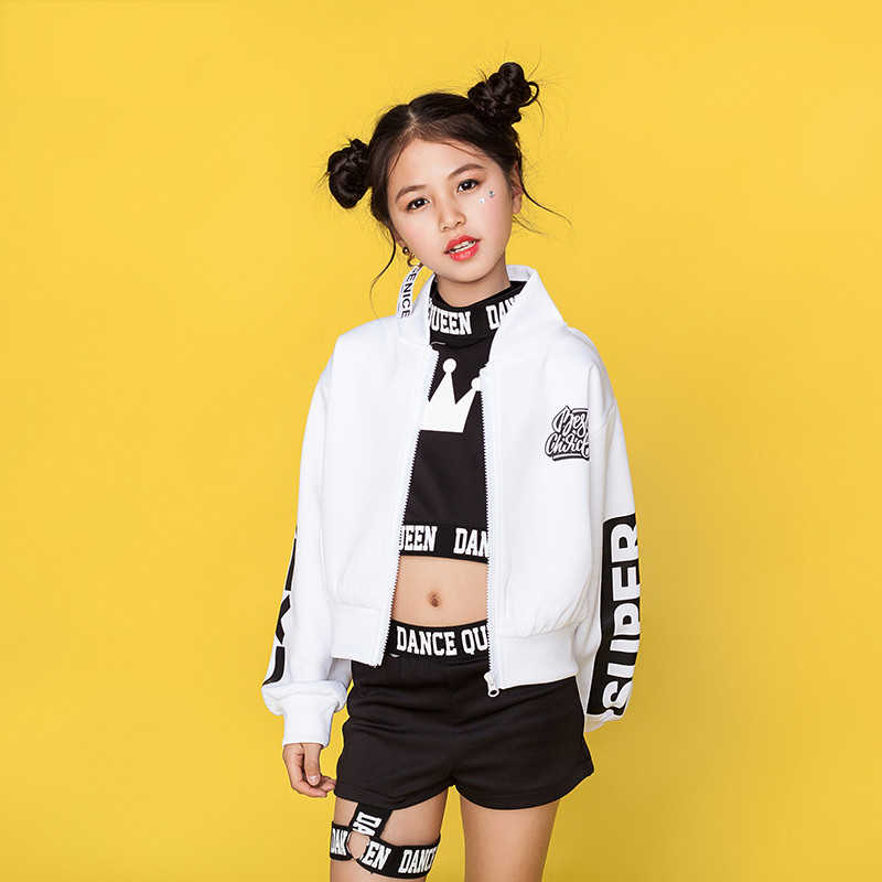 addb90bca Detail Feedback Questions about Children Hip Hop Dance Costumes Kids ...