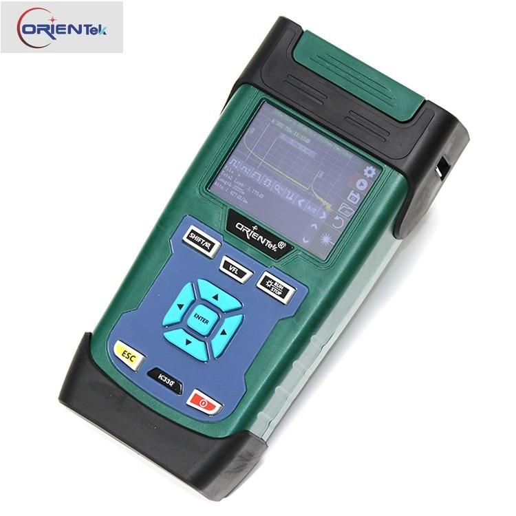 Orientek K330 Optic Sm otdr Fiber Optical Tester Mini Precio Price Otdr