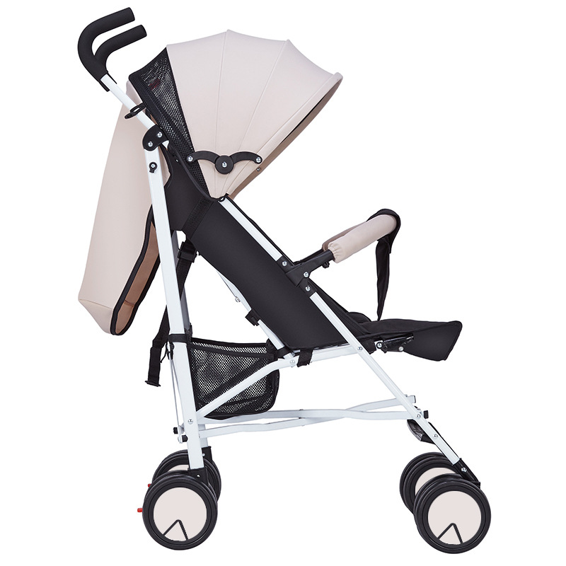 Kunbao Baby Stroller Portable Ultra Light Umbrella YOYA PLUS Folding Baby Stroller Can Sit Reclining Baby Child Cart Summer Cart baby stroller babyruler ultra light portable four wheel shock absorbers child summer folding umbrella cart
