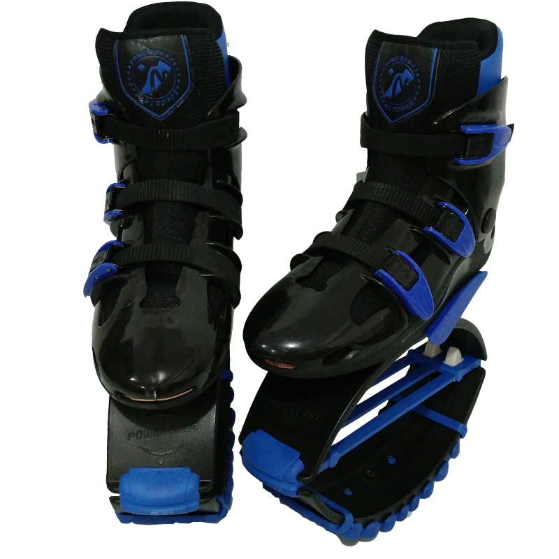 MiaoMiaoLong Jumps Fitness Toning Shoes BKBE4244 Black&Blue Sports Boots US Men 7.5,8.5,9.5 US Women 8.5,9.5,10.5 vision fitness apollo ultralite синий агат agate blue