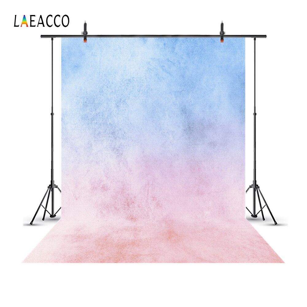 Gradiente cor sólida luz azul superfície textura da parede amor festa criança padrão foto fundo fotografia pano de fundo photo studio