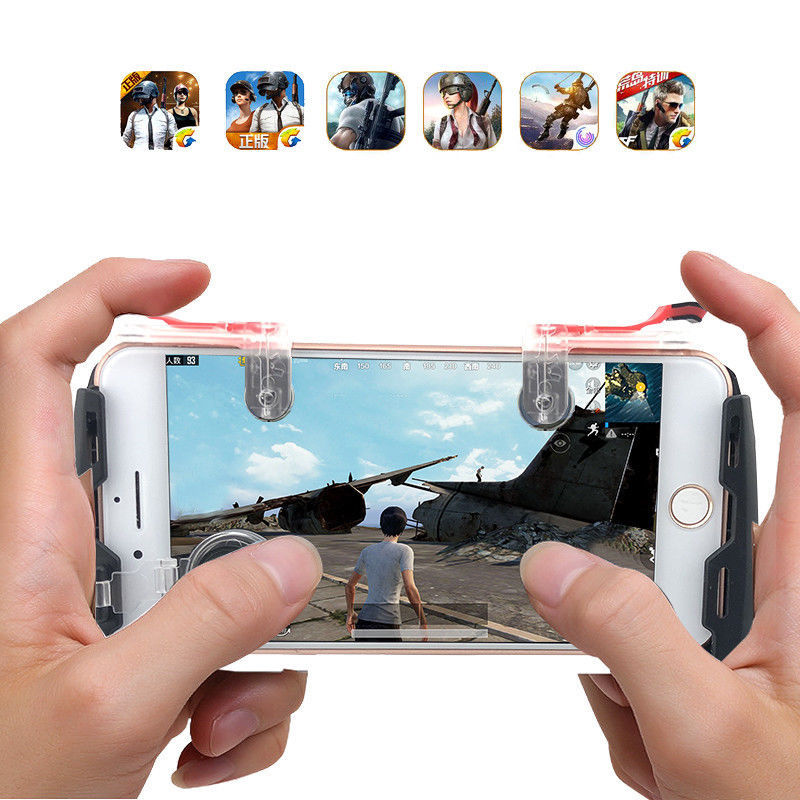 Pubg Mobile Gamepad For Phone Free Fire Game Controller Joys