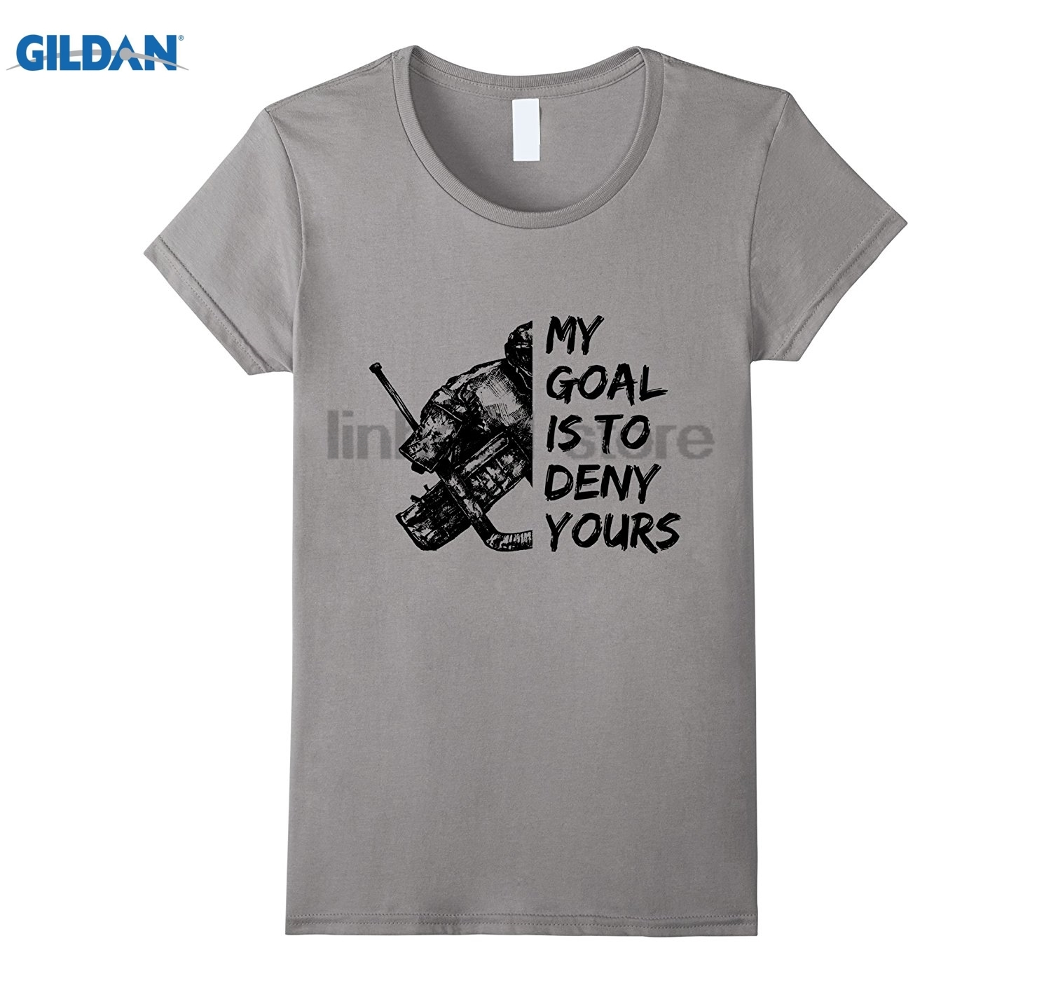 GILDAN MY GOAL IS TO DENY YOURS T-SHIRT MOM T-SHIRT Hot Womens T-shirt glasses Womens T-shirt
