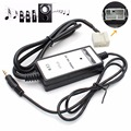 Car USB Adapter MP3 Audio Interface SD AUX USB Data Cable Connect Virtual CD Changer for Honda 2.4 Acura