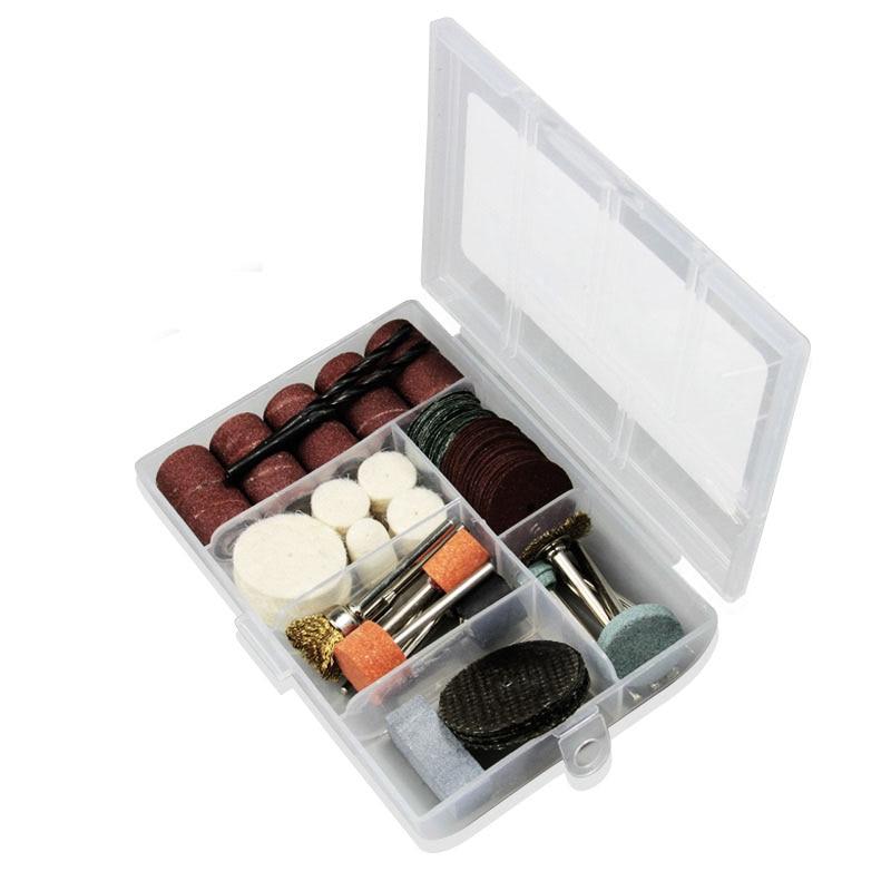105pcs accessori per utensili rotanti 3.2mm gambo diyer levigatura - Accessori per elettroutensili - Fotografia 2