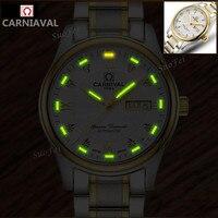 T25 трития световой miyota механические часы мужские военные Сапфир Дайвинг спортивные алмаз люксового бренда часы Полный стали часы