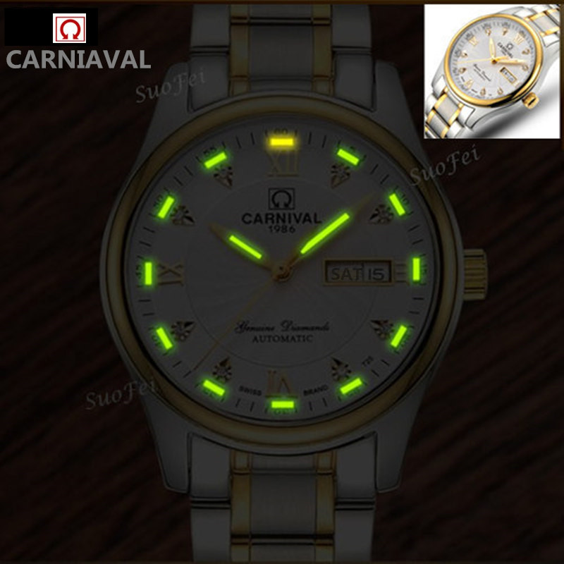 T25 tritium leucht miyota mechanische uhr männer military sapphire tauchen sport diamant luxus Marke uhren voller stahl uhr-in Mechanische Uhren aus Uhren bei  Gruppe 1