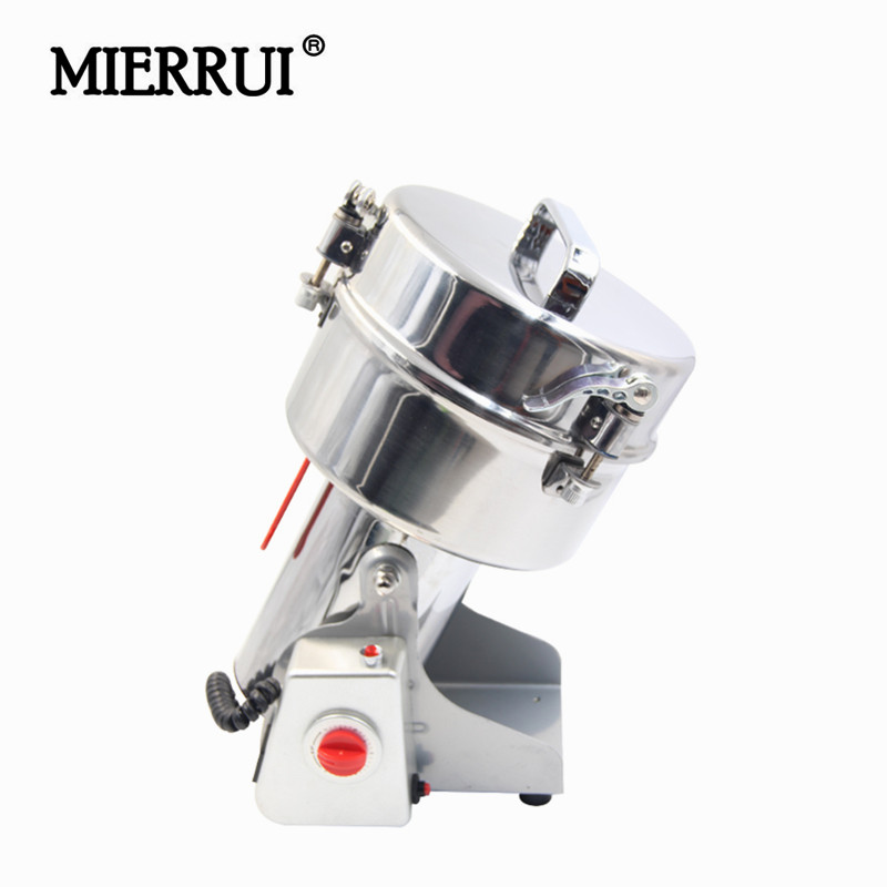 Mini Food Powder Pulverizer/Cinnamon Grinder Machine/Crushing Machine for grain/Universal Chemical pulverizer