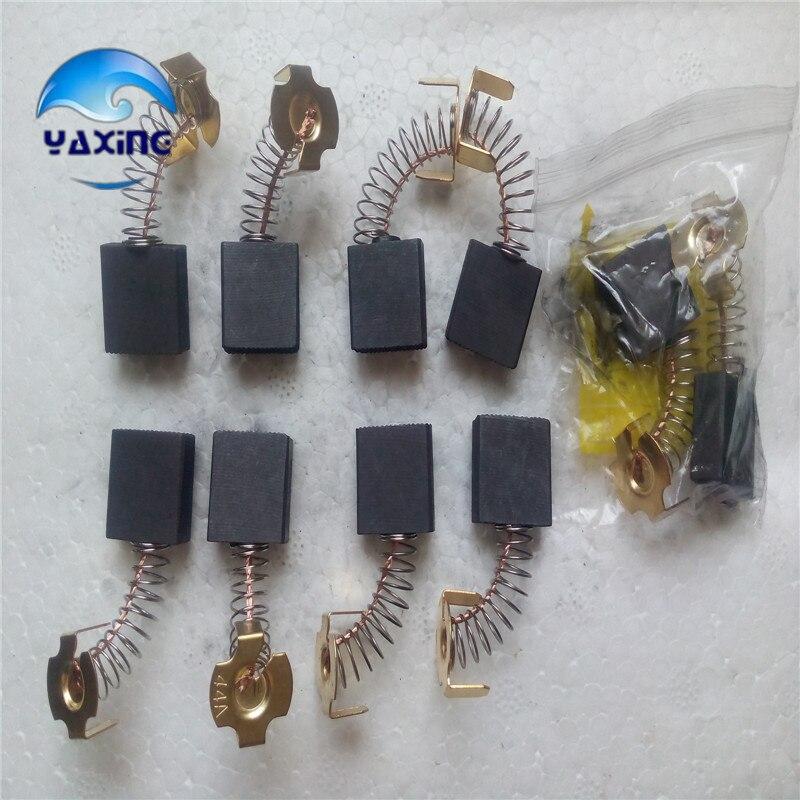 # 44 Dokładne 10 par szczotek węglowych do silników elektrycznych - Akcesoria do elektronarzędzi - Zdjęcie 4