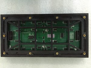 Image 4 - Outdoor 320*160mm 32*16 pixels 3in1 SMD 1/4 scan RGB P10 full color LED module voor reclame media LED Display
