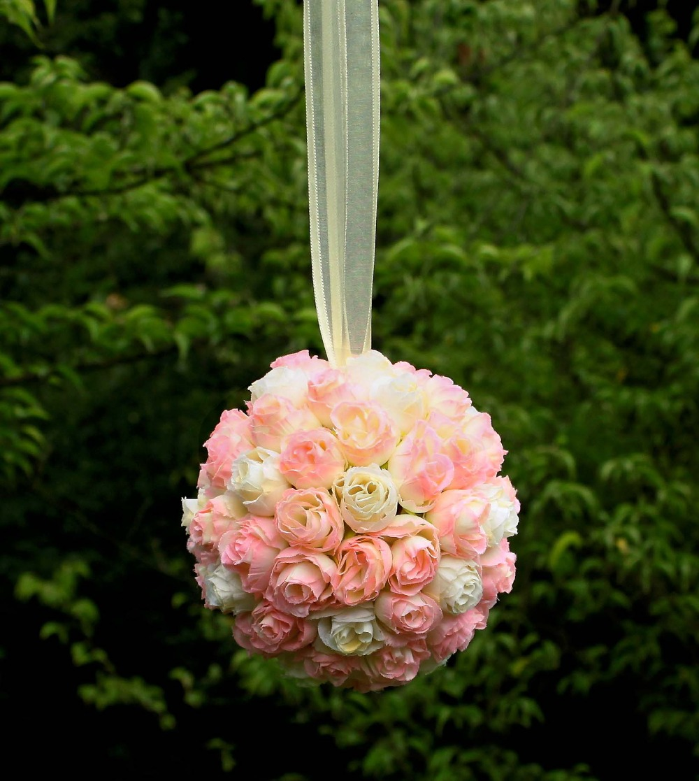 Low Cost Wedding Flowers: Compare Prices On Pew Flowers Wedding- Online Shopping/Buy