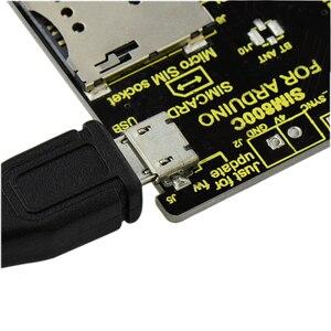Keyestudio SIM800C экран для Arduino UNO R3 и Mega 2560 GPRS GSM
