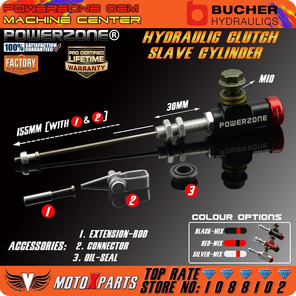 Hydraulic Clutch Slave Cylinder Conversion Pull Rod For KTM CBR CB CG YBR GS GN125 250