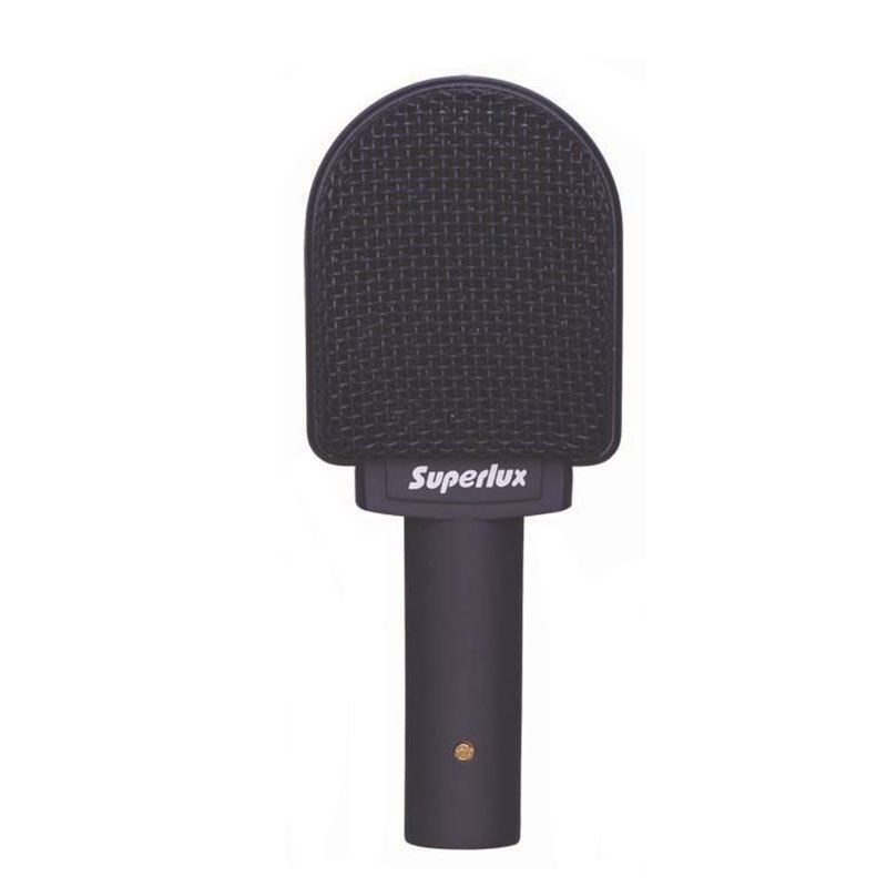 superlux pra628mkii dynamic instrument microphone for guitar bass amp and general musical sound. Black Bedroom Furniture Sets. Home Design Ideas