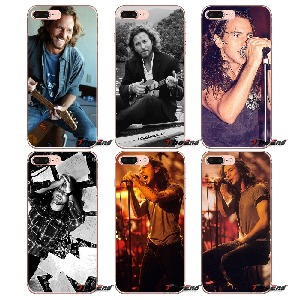 Cellphones & Telecommunications Eddie Vedder Pearl Jam Plays Music Case For Huawei G7 G8 Ascend P7 P8 P9 Lite Honor 4c 5x 5c 6x Mate 7 8 9 Y3 Y5 Y6 Ii Pro Half-wrapped Case