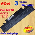 Bateria Para SAMSUNG X318 X320 X418 X420 X520 Q328 Q330 N210 N218 N220 NB30 Além Disso AA-AA-PB1VC6B PL1VC6B Bateria frete grátis