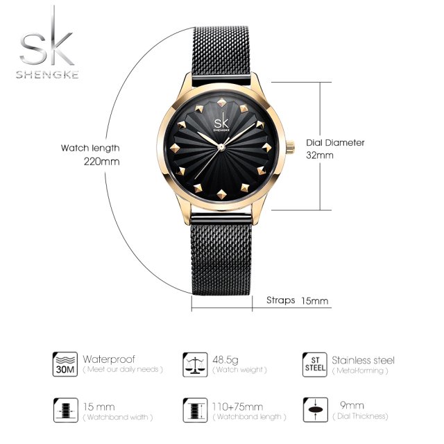 Luxury Fashion Wrist watch