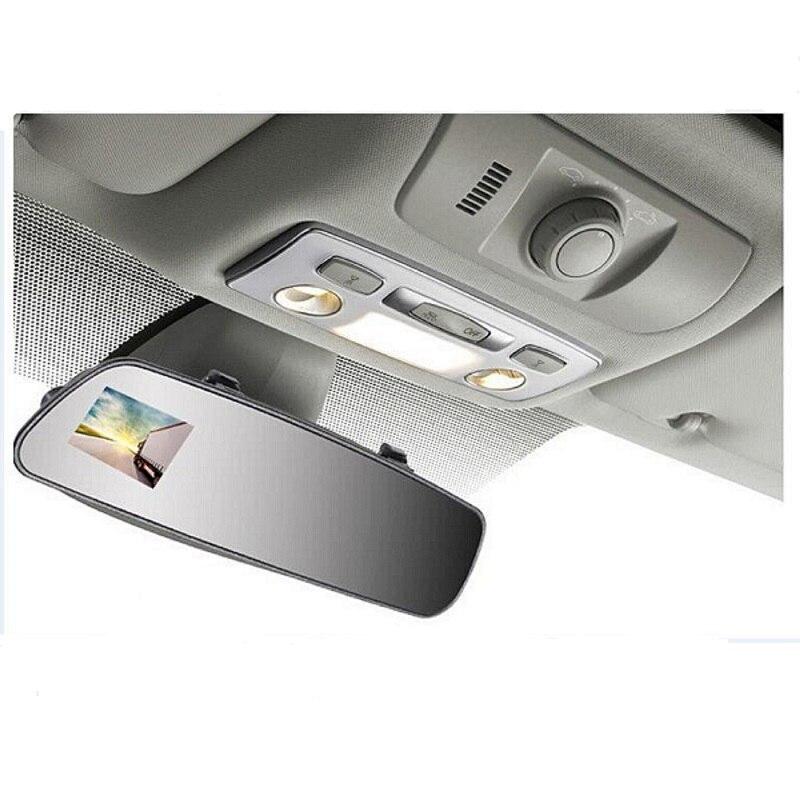CHIZIYO 2.4 car camera rearview mirror auto dvrs cars dvr parking recorder video registrator camcorder1080p IR night vision cam