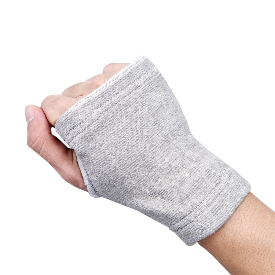 New Support Wrist Gloves Hand Palm Gear Protector Elastic Brace Gym Outdoor Sport Mountain Bike Cycling gloves