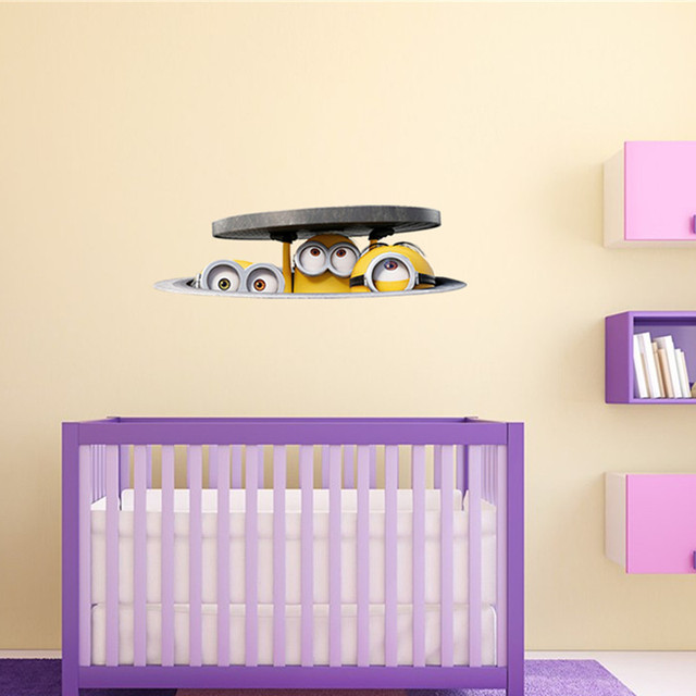 3D Cartoon Wall Sticker 8