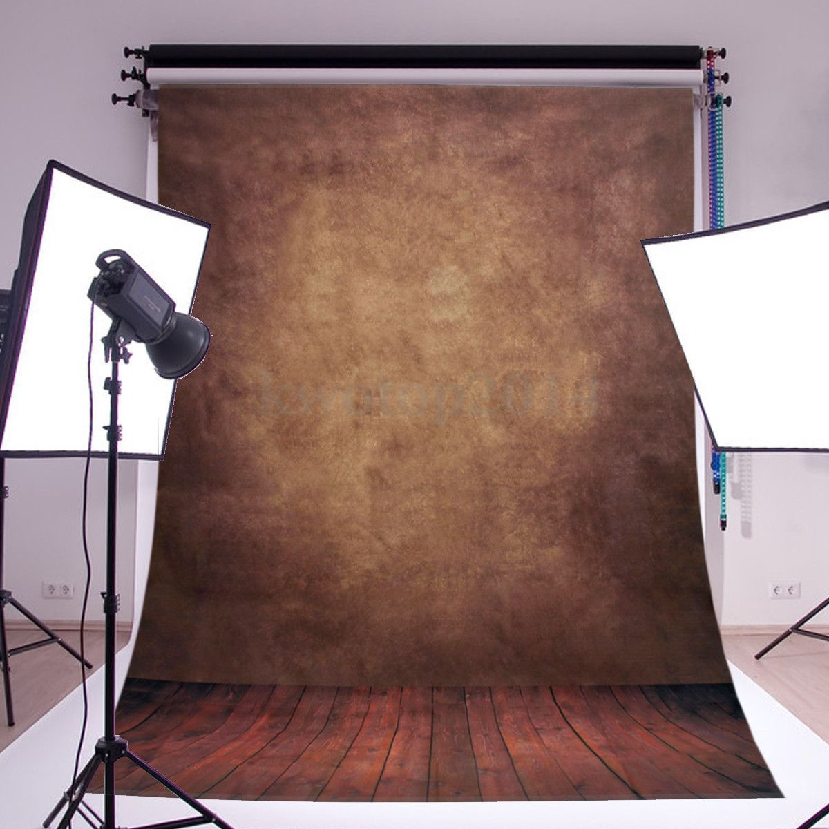 5X7FT Photography background Pure brown dirt road baby kids digital customize kate backdrops 1 pcs kate 5x7ft light brown color newborn photography 1st birthday backdrops wood floor baby photo props background studio fotografia