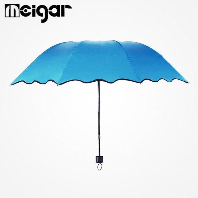 pluie spectacle fleurs parapluie portable pare soleil. Black Bedroom Furniture Sets. Home Design Ideas