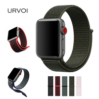 URVOI Spring 2018 Sport Loop For NIKE Apple Watch Band Series 3 2 1 Strap For