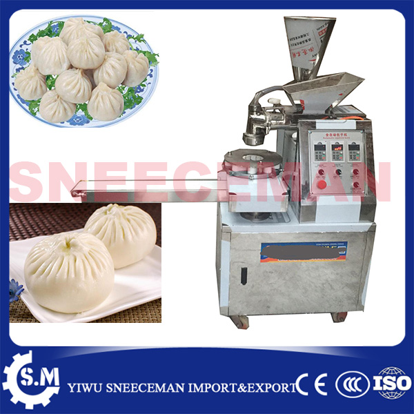 15-200 gram 110v/220v stainless steel automatic steamed stuffing bun maker momo machine chinese baozi machine free shipping sea