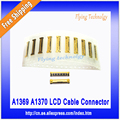 """10 unids LCD LED LVDS Cable Conector Para Macbook Air 11 """"A1370 A1465 13"""" A1466 A1369"""