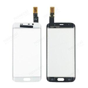 Image 3 - G925 di Tocco Digitale Dello Schermo Per Samsung Galaxy S6 Bordo G9250 G925F Sensore di Tocco Pannello di Vetro di Ricambio parte di riparazione