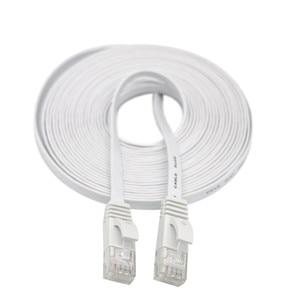 Image 1 - Cavo HDMI HDMI CAT6 di Ethernet di LAN della Rete Via Cavo Piatto UTP Patch Router Interessante Lotto 15 M di estensione 0508