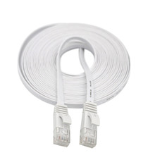 HDMI cable HDMI CAT6 Ethernet Network LAN Cable Flat UTP Patch Router Interesting Lot 15M extension  0508