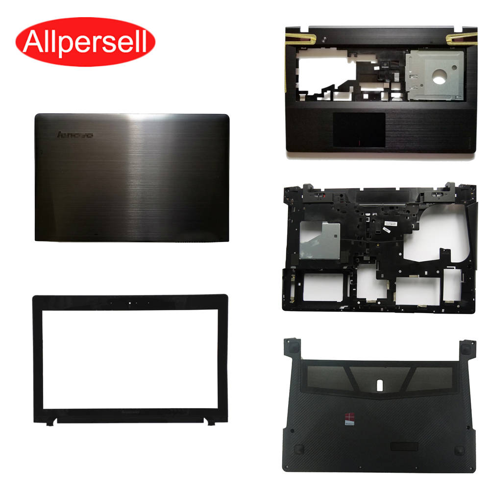 Laptop Case For Lenovo Y500 Y510 Y510P Top Cover/palmrest Case/bottom Shell/Hard Drive Cover/DC Jack Brand New