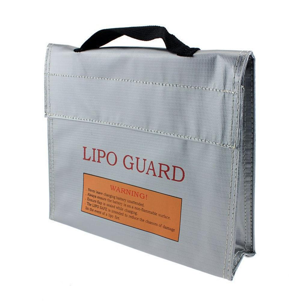 LeadingStar Explosion-Proof Lipo Battery Safe Guard Bag Protective Battery Charging Bag zk35